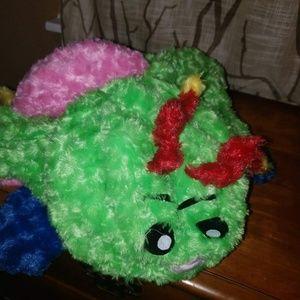 Caterpillar costume (infant)